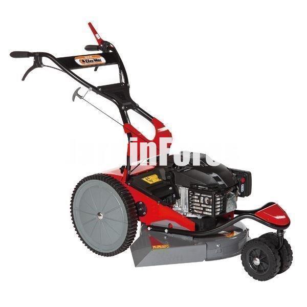 Desbrozadora de ruedas para usuarios particulares - Precio de desbrozadoras ...